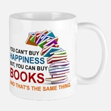YOU CAN'T BUY HAPPINESS, BUT YOU CAN BU Mug