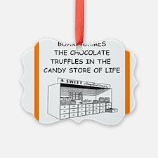 board game joke Ornament
