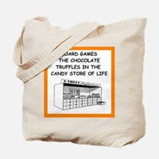 board game joke Tote Bag