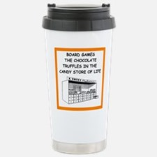 board game joke Travel Mug