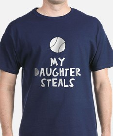 My son / daughter steals T-Shirt