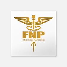 FNP (gold) Sticker