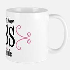 Kiss The Bride Mug