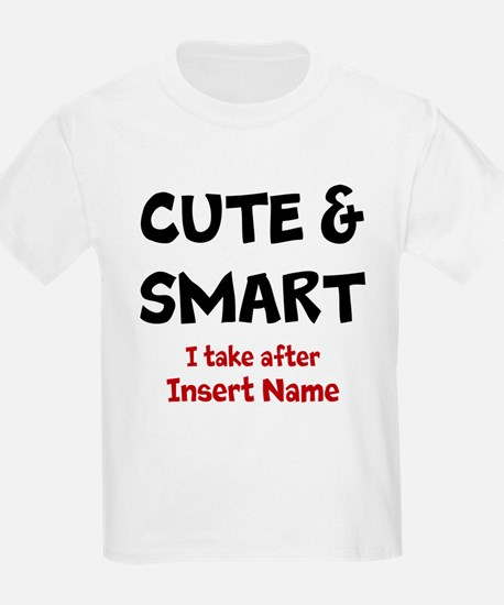 Cute and smart take after T-Shirt