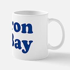 Byron Bay with Heart Mug