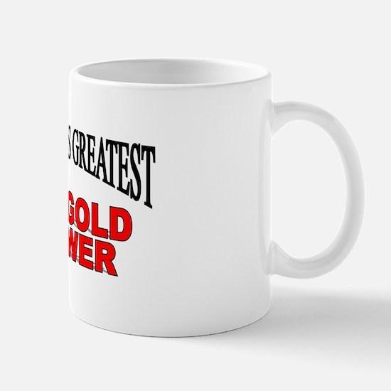 """The World's Greatest Marigold Grower"" Mug"