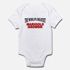 """""""The World's Greatest Marigold Grower"""" Infant Body"""