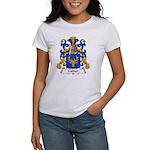 Cadier Family Crest Women's T-Shirt