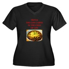 trivia joke Plus Size T-Shirt