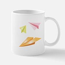 Paper Airplanes Mugs