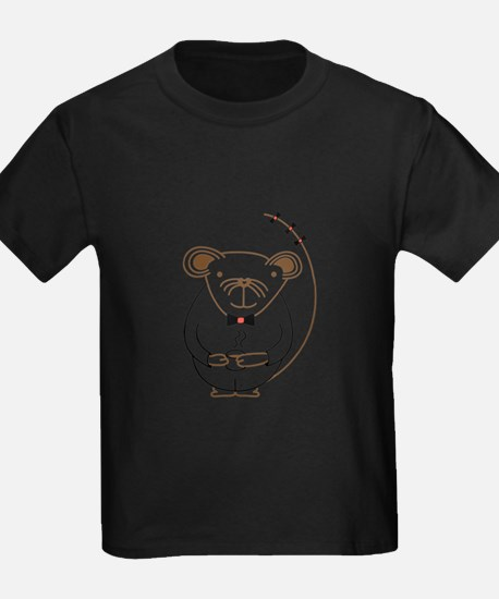 Mouse With Coffee T-Shirt