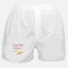 New Heights Boxer Shorts