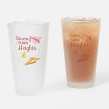 New Heights Drinking Glass