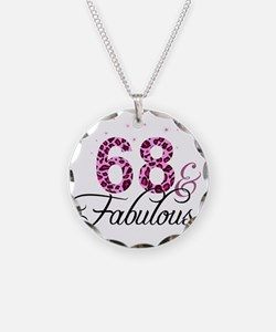 68 and Fabulous Necklace