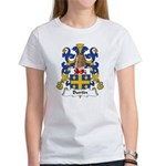 Burtin Family Crest Women's T-Shirt