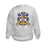 Burtin Family Crest Kids Sweatshirt