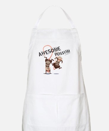 Ice Age Awesome Possum Apron
