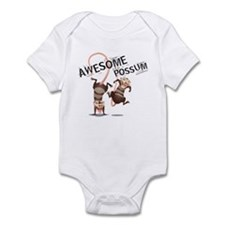Ice Age Awesome Possum Infant Bodysuit