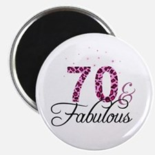 70 and Fabulous Magnets