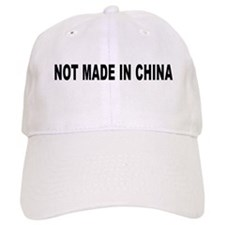 Not Made in China Cap