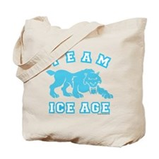 Team Ice Age Diego Tote Bag