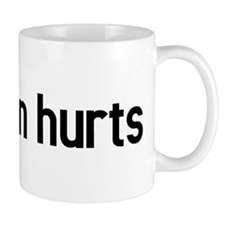 Unique College humor Small Mug