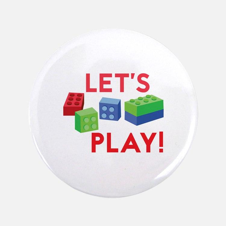 Lego Blocks Button
