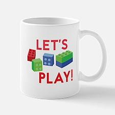 Lego Blocks Mugs
