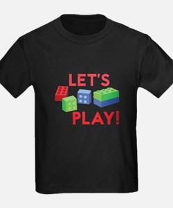 Lego Blocks T-Shirt