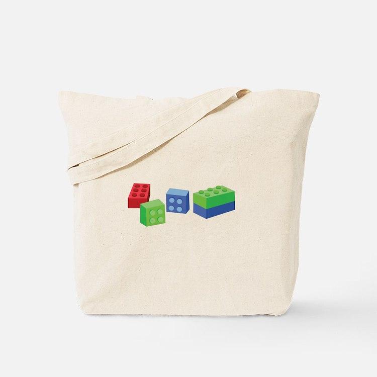 Building Blocks Tote Bag
