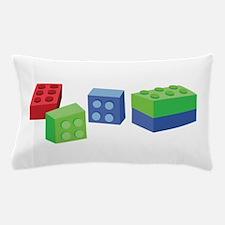 Building Blocks Pillow Case