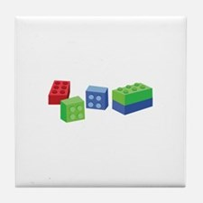 Building Blocks Tile Coaster