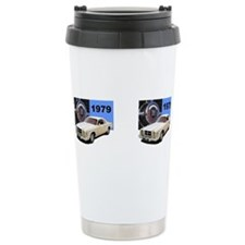 Cute Satelite Travel Mug