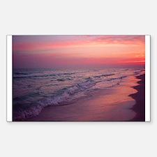 Seaside, California Rectangle Decal