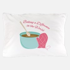 Bake A Difference Pillow Case