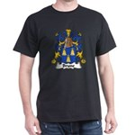 Brune Family Crest Dark T-Shirt