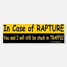 In case of Rapture...
