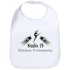 Cute Dance studio gates Bib