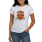 Brullet Family Crest Women's T-Shirt