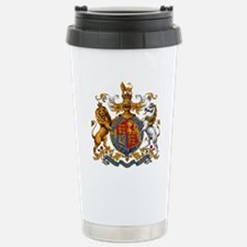 British Royal Coat of A Travel Mug