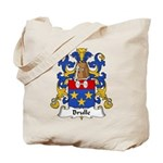 Brulle Family Crest  Tote Bag