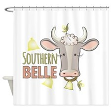 Southern Belle Shower Curtain