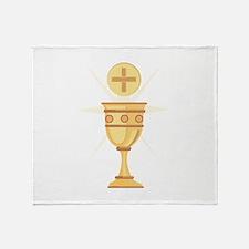 Communion Throw Blanket