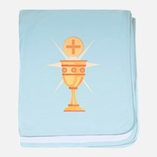 Communion baby blanket