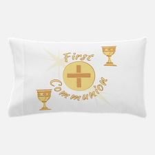 First Communion Pillow Case