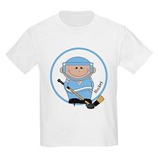 Blue Baby Hockey T-Shirt
