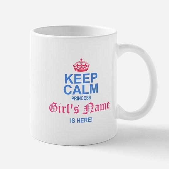 Princess is Here Mugs