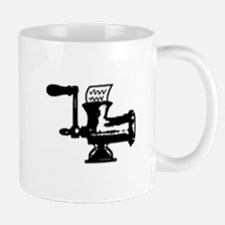 Submission Grinder Logo Mug Mugs