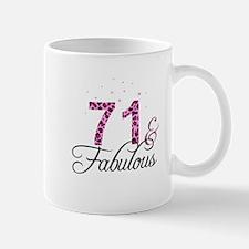71 and Fabulous Mugs