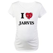 I Love Jarvis Shirt